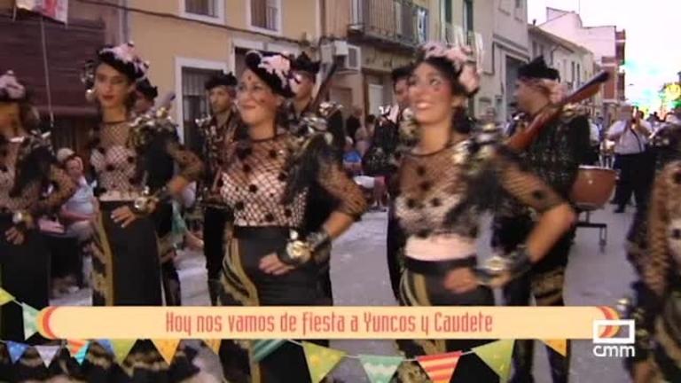 Fiesteros | Yuncos y Caudete