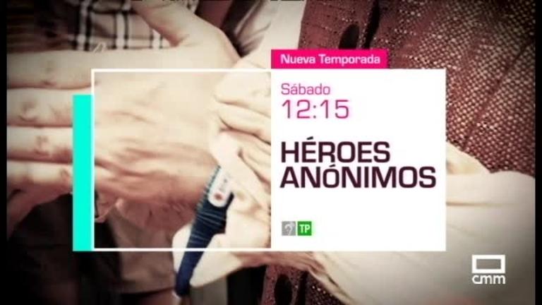 Nueva Temporada de Héroes Anónimos