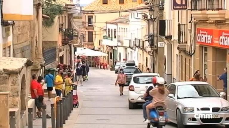 Se busca al presunto autor del incendio de Barchín del Hoyo (Cuenca) y de la muerte de un empresario de Cardenete