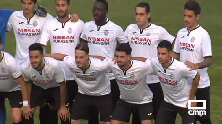 UB Conquense - CE Sabadell (2-0)