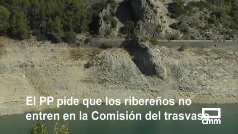 La cabecera del Tajo al 20% de su capacidad y otras noticias de Castilla-La Mancha