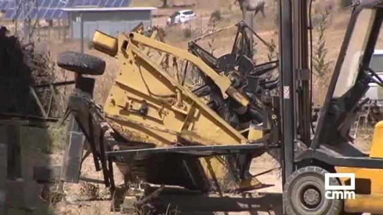 Siniestralidad laboral: 26 accidentes mortales en CLM hasta el mes de agosto