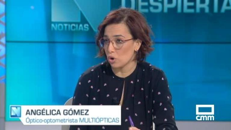 Entrevista a Angélica Gómez