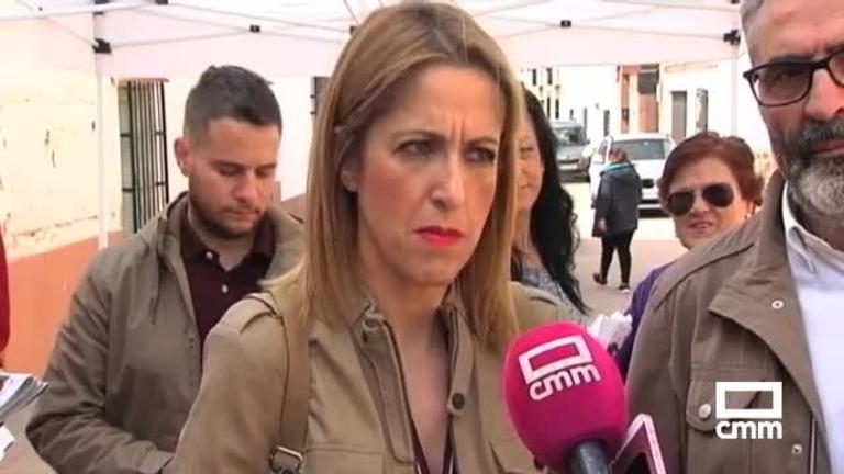 Josep Borrell y Cristina Maestre lanzan la campaña del PSOE a las elecciones europeas