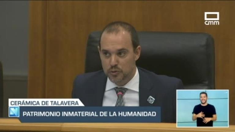 La técnica cerámica de Talavera y Puente del Arzobispo ha conseguido la declaración de Patrimonio de la Humanidad