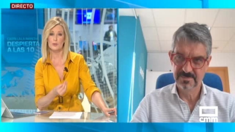 Entrevista a Jaume Pey en CLM Despierta
