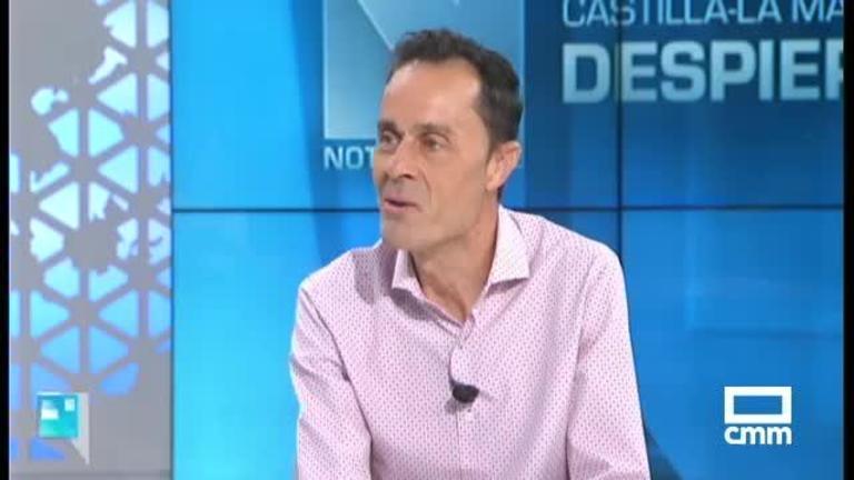 Entrevista José Ignacio Gómez Peña