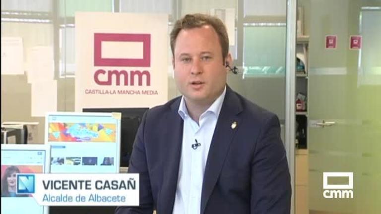 Entrevista a Vicente Casañ