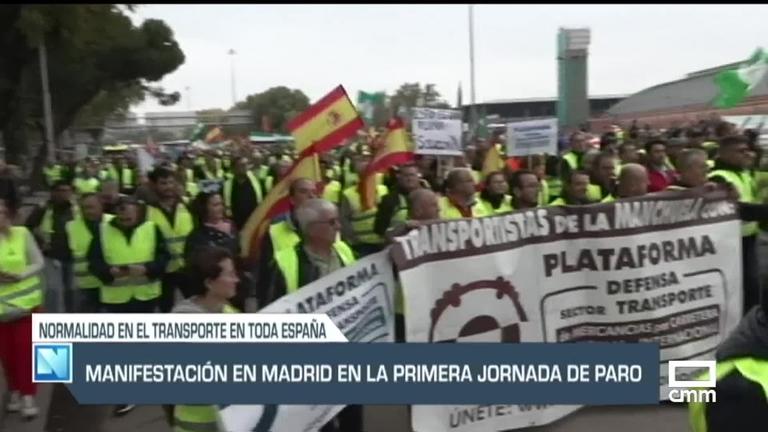 Castilla-La Mancha a las 2