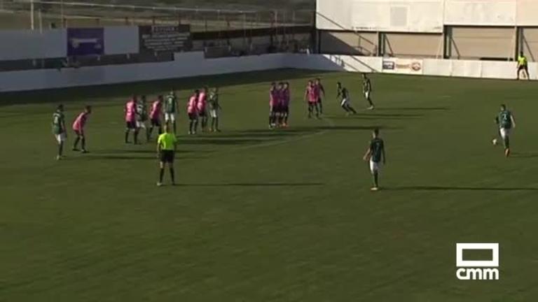 CD Marchamalo - CD Toledo (1-0)