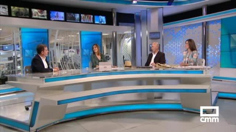 Entrevista a Miguel Ángel Márquez, Yolanda de la Cruz y José López de Lerma
