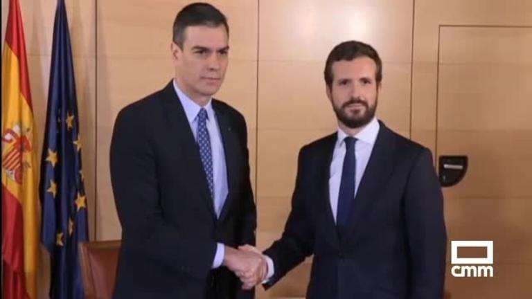 Semana clave en las negociaciones para sacar adelante la investidura de Sánchez
