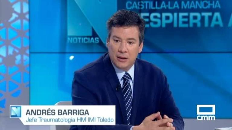 Entrevista a Andrés Barriga
