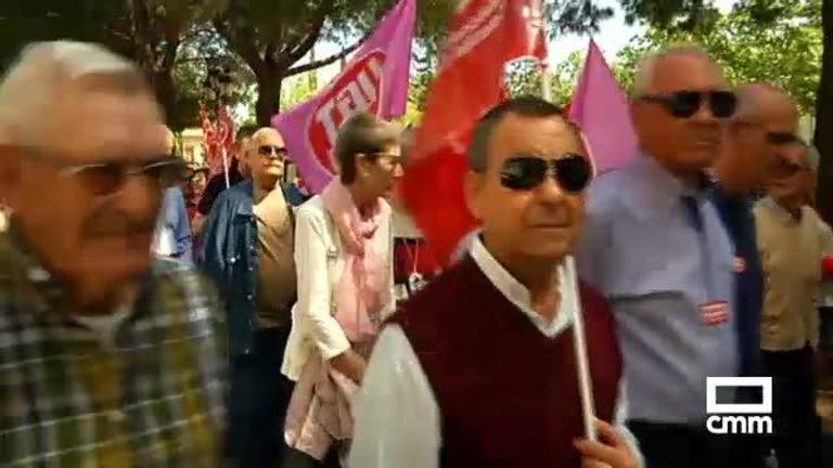 Primero de Mayo: CLM se une a las manifestaciones para reivindicar mejoras laborales