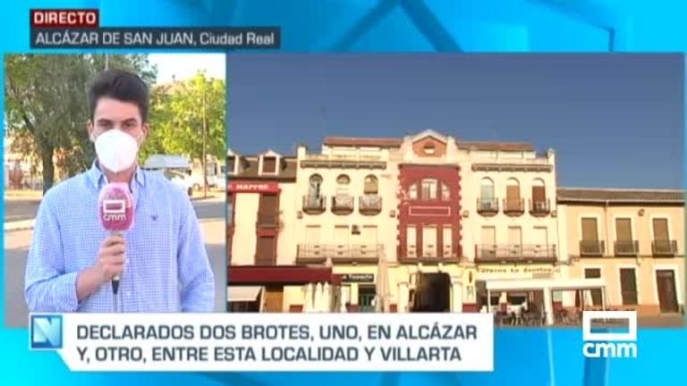 Covid-19 en CLM: 81 casos y dos nuevos brotes en Alcázar de San Juan y en Villarta de San Juan
