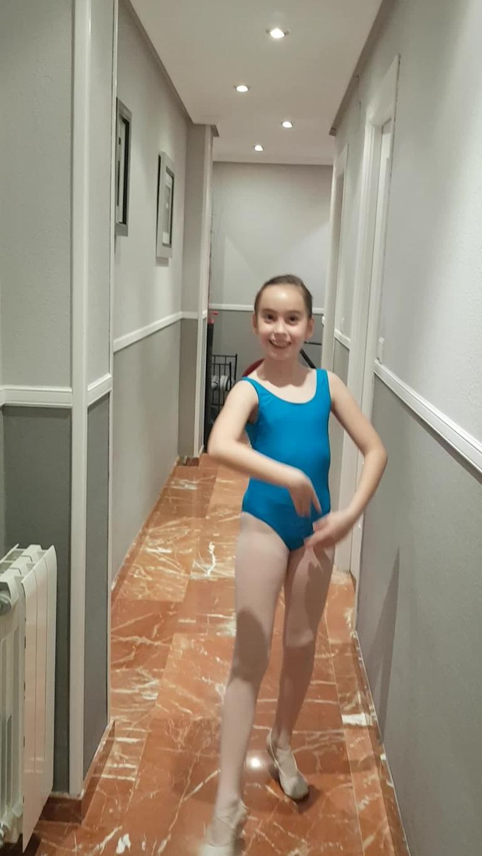 Mi casa en Danza: Clara Muñoz, ganadora de Enseñanzas Elementales #QuédateEnCasa