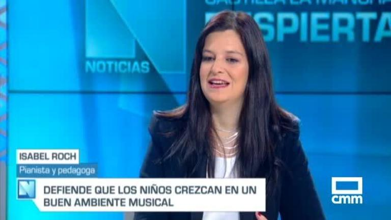 Entrevista a Isabel Roch