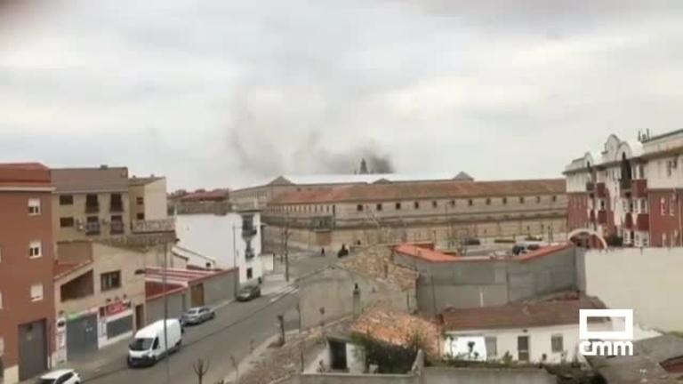 Presos de Ocaña (Toledo) protagonizan una protesta por la ausencia de médicos