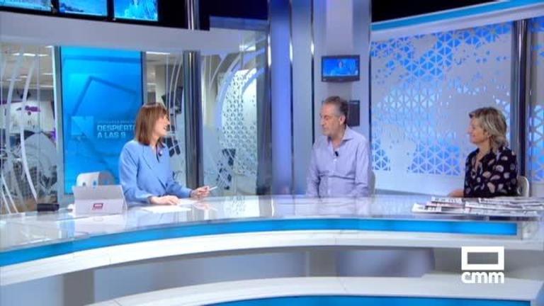 Entrevista a José Mª Saez Bravo y Marta Pajares