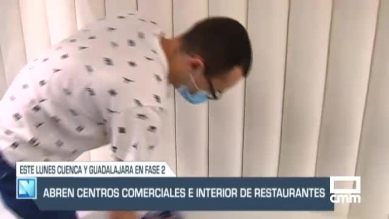 Fase 2: recuperan el mercadillo en Cuenca y reabren museos, parques y el cementerio en Guadalajara
