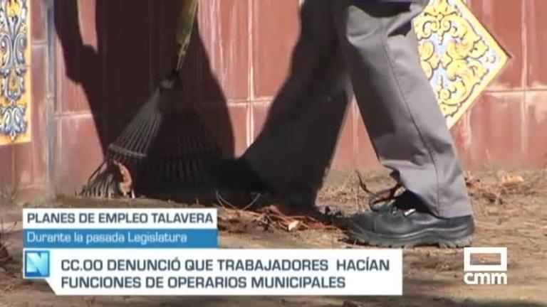 Talavera pagará 12 millones a trabajadores de planes de empleo que hacían trabajos de funcionarios