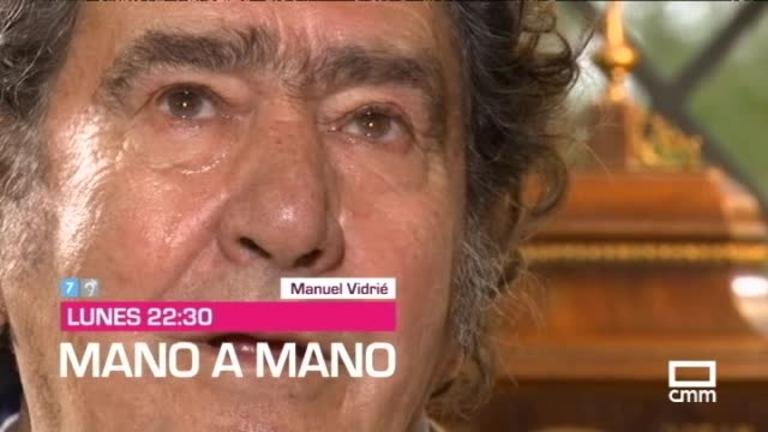 Promo: Mano a Mano con Manuel Vidrié
