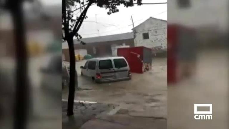 Borox pedirá la declaración de zona catastrófica por los daños de las tormentas