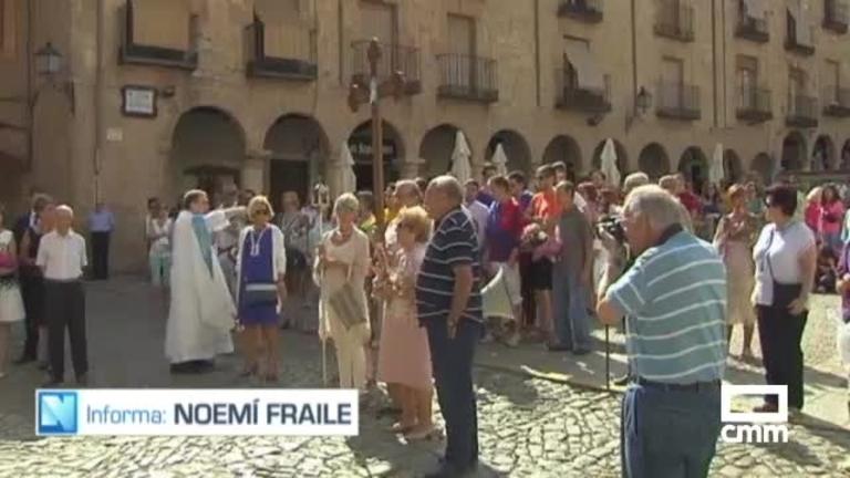 Ante la sequía, el obispo de Sigüenza-Guadalajara pide a sus fieles que recen para que llueva