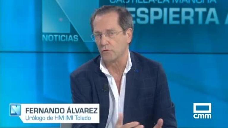 Entrevista a Fernando Álvarez