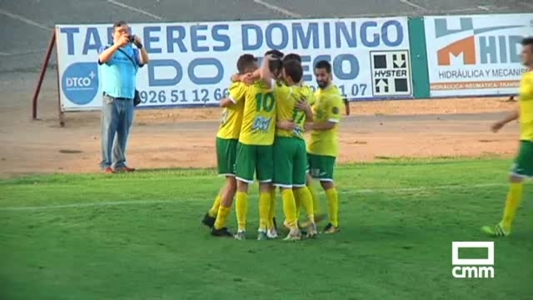 AT. Tomelloso - CD Quintanar (3-2)