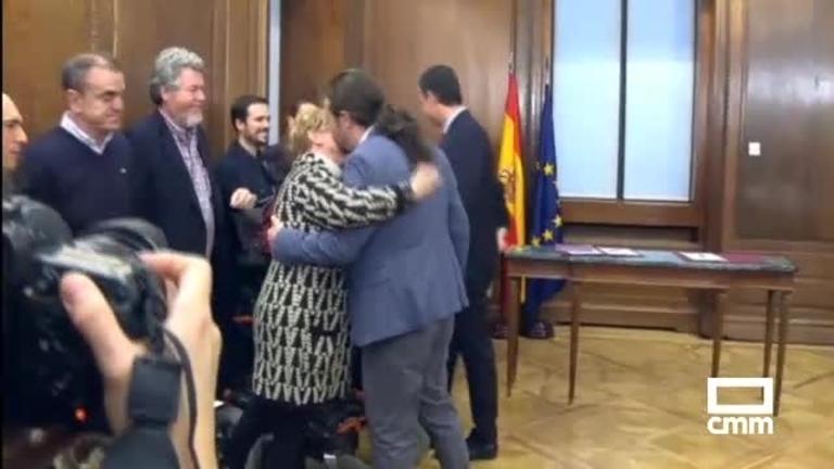 Los nombres de Unidas Podemos en el Gobierno: una vicepresidencia y cuatro ministerios