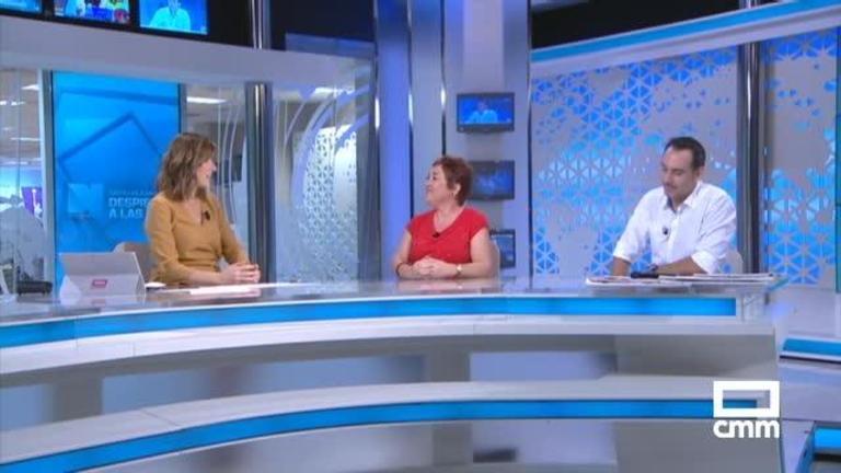 Entrevista a Carmen Morales y Gabriel Rodríguez