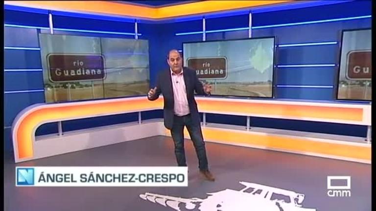 El Campo   Regantes y OPA piden a la CHG mantener el agua para riego en el Alto Guadiana