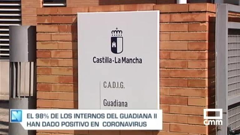 USO denuncia que el 98% de residentes del Centro Guadiana II (Ciudad Real) tiene Covid-19 y la dirección lo desmiente