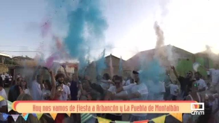 Fiesteros | La Puebla de Montalbán y Arbancón