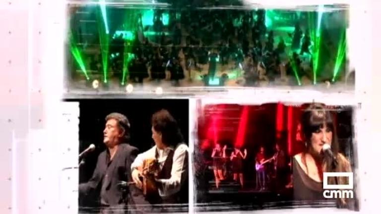 Carmen Maura, Grupo Yllana y FARCAMA. La agenda cultural de Castilla-La Mancha.