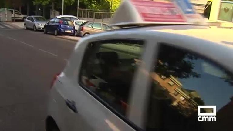 Los coches con sensores y cámara, válidos para el examen de conducir