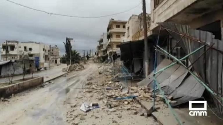 La guerra en Siria vive esta semana el que podría ser su capítulo final