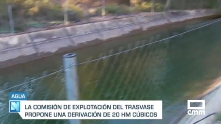 Autorizado el trasvase de 16,2 hectómetros cúbicos del Tajo-Segura