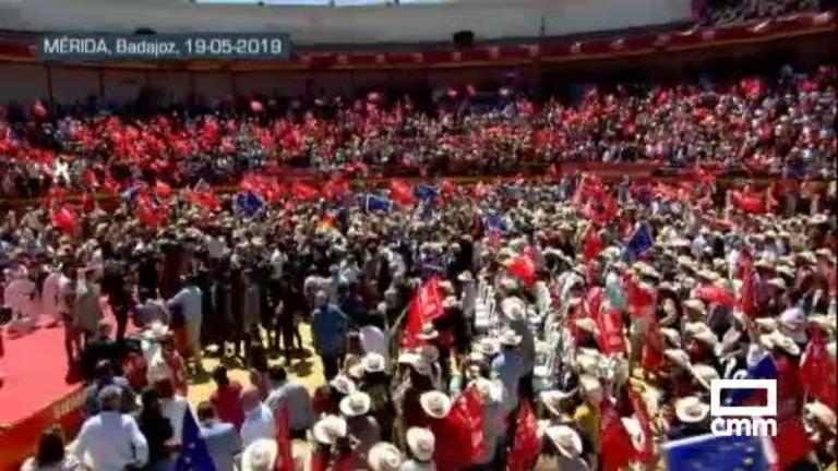 """PSOE: Leonor Martínez-Pereda afirma que el voto socialista es el """"único que puede parar al trío calavera"""""""