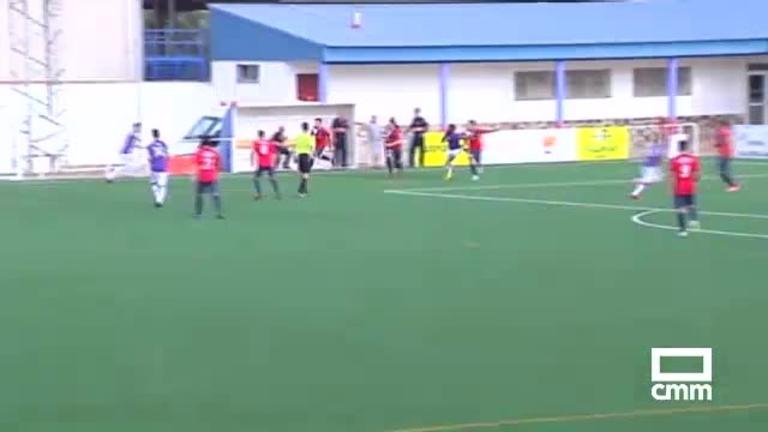 CD Villacañas - CD Guadalajara (1-0)