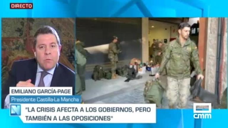 García-Page, en CMM: \\