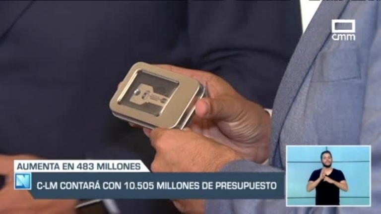 Presupuestos para Castilla-La Mancha en 2020
