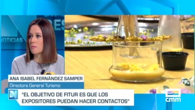 Samper, en CMM:
