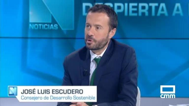 Entrevista a José Luis Escudero