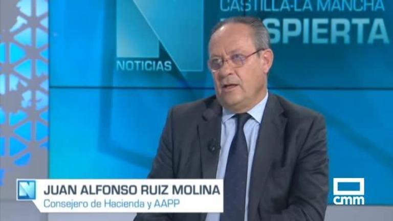 Entrevista a Alfonso Ruiz Molina