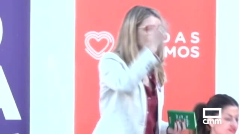 Podemos: Rodríguez Palop en Málaga por el feminismo