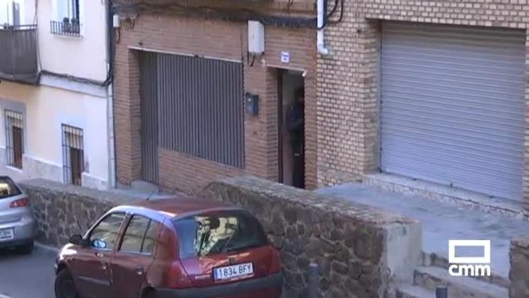El detenido por la muerte violenta de una mujer en Toledo, es su hijo