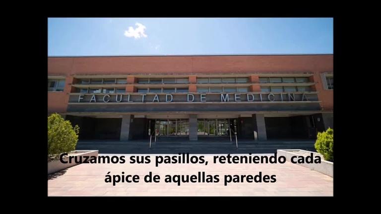 Alumnos de Medicina al Hospital Universitario de Albacete #QuédateEnCasa