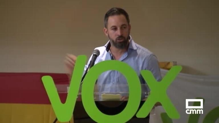 Vox: Santiago Abascal saca pecho de su triunfo en las elecciones generales